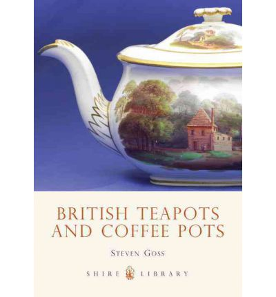 British Teapots and Coffee Pots