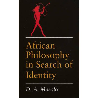 History of African Philosophy