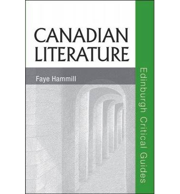 studying canadian literature Literature in english: language and literary form, motifs and patterns, history this website contains the full table of contents of every issue of canadian literature, canlit resources.