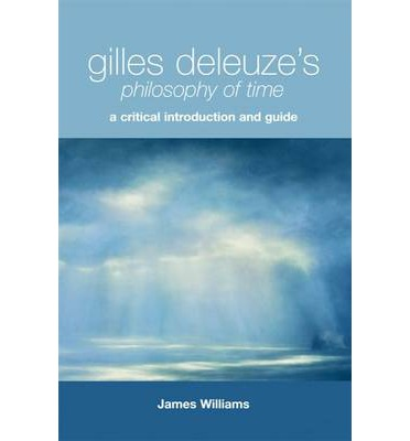 philosophy james williams James williams - deleuze's james williams is professor of philosophy at the university of dundee - category.