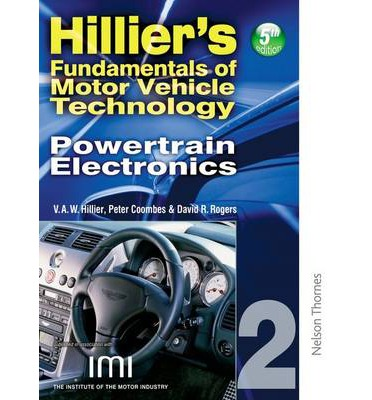 Hilliers Fundamentals Of Motor Vehicle Technology Book 2