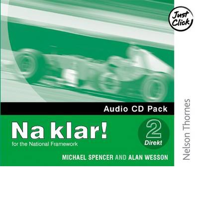 Na Klar! 2 Audio CD Pack Direkt (Lower)