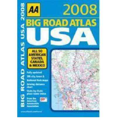 Ebooks kostenlos scarica pdf Big Road Atlas USA 2008 by - PDF ePub