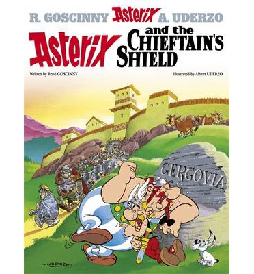 Asterix and the Chieftain's Shield: Album 11