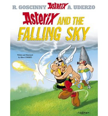 Asterix and the Falling Sky : Album 33