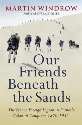 Our Friends Beneath the Sands