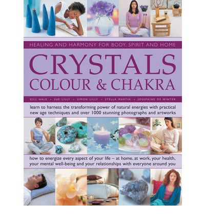 Crystals, Colour and Chakra
