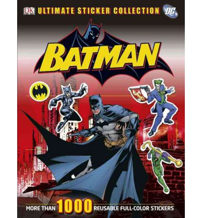 Ultimate Sticker Collection: Batman