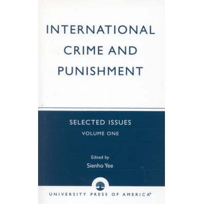 international crime The 2018 specialization course in international criminal law for young  penalists on 'international and transnational crimes' was held in siracusa from  may.