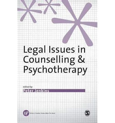 legal and ethical issues in psychopathology A look at the ethical, legal, and clinical issues associated with information technology.