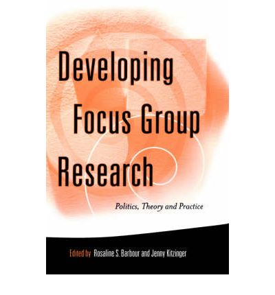focus groups research methodology
