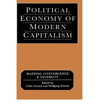 Political Economy of Modern Capitalism