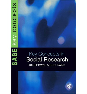 what are key concepts in research paper