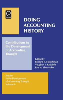 the history and development of accounting A brief history of accounting accounting was born before writing or numbers existed, some 10,000 years ago, in the area known as mesopotamia, later persia, and today the countries of iran and iraq this area contains the tigris euphrates river valley, a large fertile area 10,000 years ago with a large thriving population and active trading.