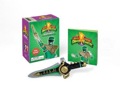 Mighty Morphin Power Rangers Dragon Dagger and Illustrated Book : With Sound!