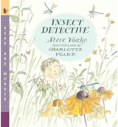 Insect Detective : Read and Wonder