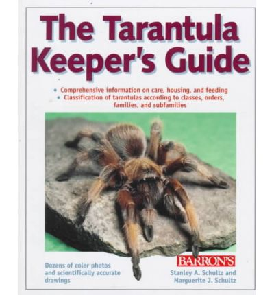 The Tarantula Keeper's Guide