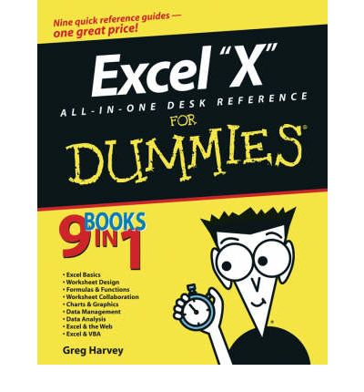 Excel 2003 All-in-one Desk Reference for Dummies