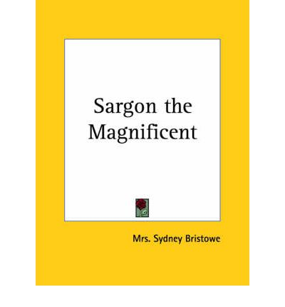 Sargon the Magnificent (1927)