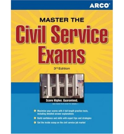 Master the Civil Service Exam, 3rd Edition