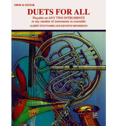 Duets for All : Tenor Saxophone