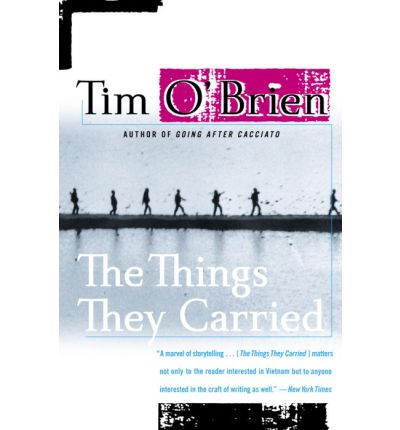 tim obrien rhetorical strategies in the What are some rhetorical strategies or literary techniques that tim o'brien uses in paragraph 64 of the on the rainy river chapter of his book what are some.
