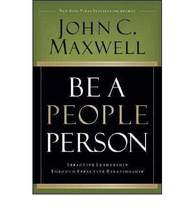 be a peoples person john maxwell pdf