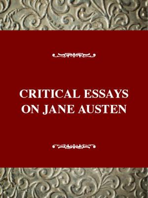 Jane austen crtical essays