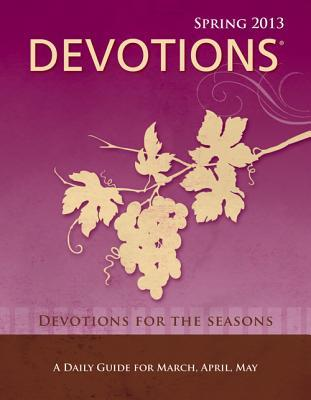 Devotions (R) Pocket Edition-Spring 2013 (Pocket)
