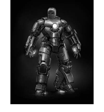 The Invincible Iron Man Omnibus: Movie Variant v. 1