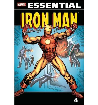 Essential Iron Man: Vol. 4