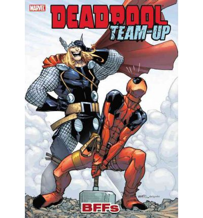 Deadpool Team-up: BFFS Volume 3
