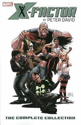 X-Factor: Complete Collection Volume 2