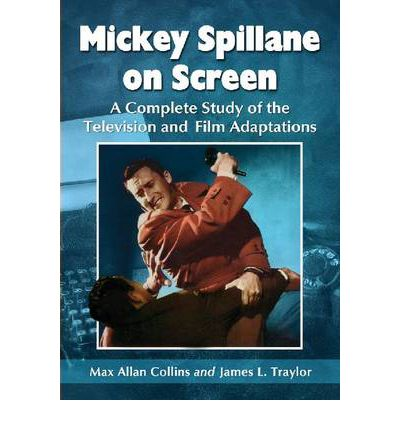 Mickey Spillane on Screen