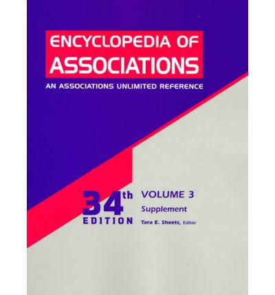 Téléchargements gratuits de livres électroniques français Encyclopaedia of Associations: National Organizations of the U.S. v.3 en français by Gale Group 0787622427