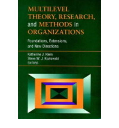 Qualitative Research in Organizations and Management