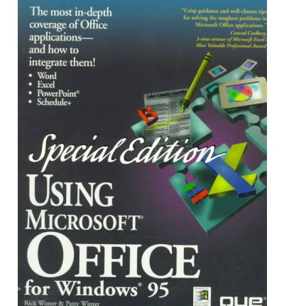 Using Microsoft Office for Windows 95 Special Edition