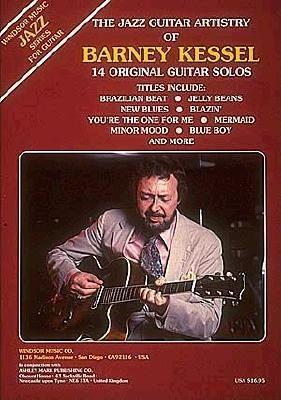 The Jazz Guitar Artistry Of Barney Kessel PDF Online - BotondHeino