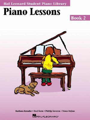 Hal Leonard Student Piano Library Piano Lessons Book 2 Piano Book Only
