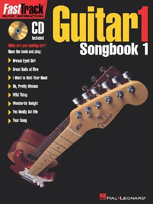 Fast Track : Guitar 1 - Songbook One