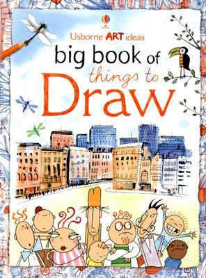 big book of things to draw fiona watt 9780794513283