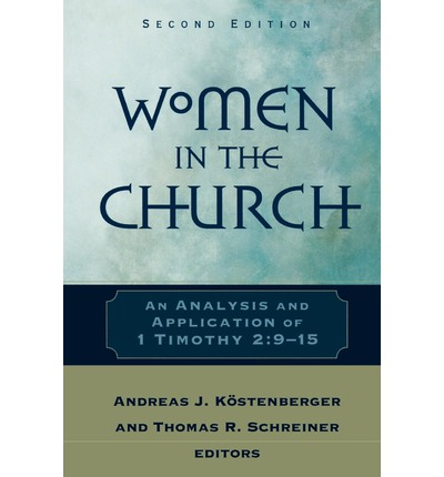 """the role of women in the church Can women have leadership positions in church such is the case advanced in arguing for greater roles for women in the church in this """"modern"""" era that."""