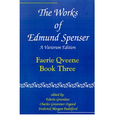 an essay on spenser& 39s fairy queen Get this from a library an essay on the life and writings of edmund spenser, with a special exposition of the fairy queen [john s hart edmund spenser].