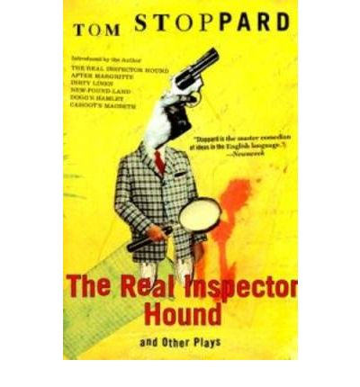 an analysis of the melodrama the real inspector hound Theatre history timeline  melodrama most popular form of theatre for the majority of the  the real inspector hound noises.