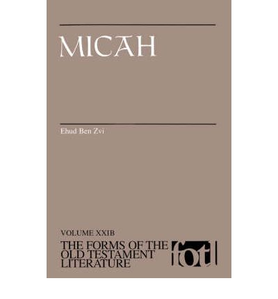 commentary on the book of micah pdf