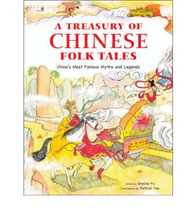 Treasury of Chinese Folk Tales