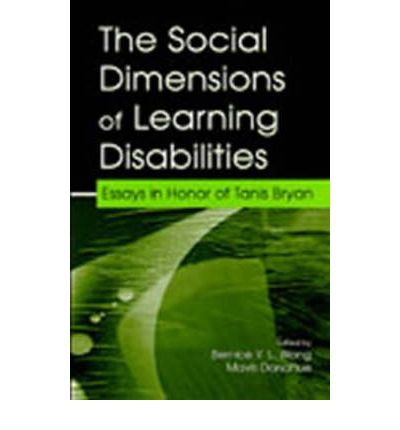 Thesis about learning difficulties