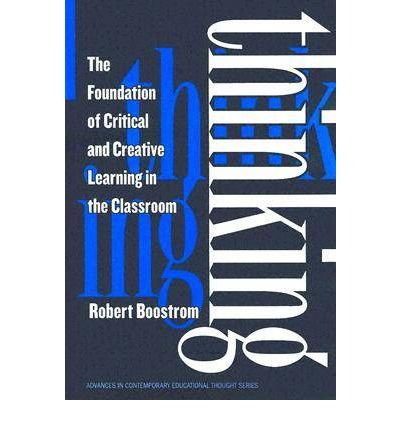 Foundation of critical and creative thinking