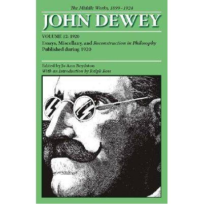 essays on the philosophy of john dewey Essay writing guide  john dewey's instrumentalism  helped shape his instrumentalist philosophy dewey received his ba from the university of vermont, .