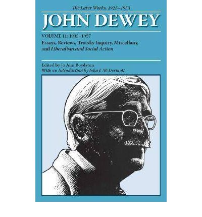 essays on the philosophy of john dewey In his essay 'democracy and education', published a century ago this year, john  dewey champions cultural diversity and the paramount priority for  very  philosophy behind the international baccalaureate, launched over fifty.